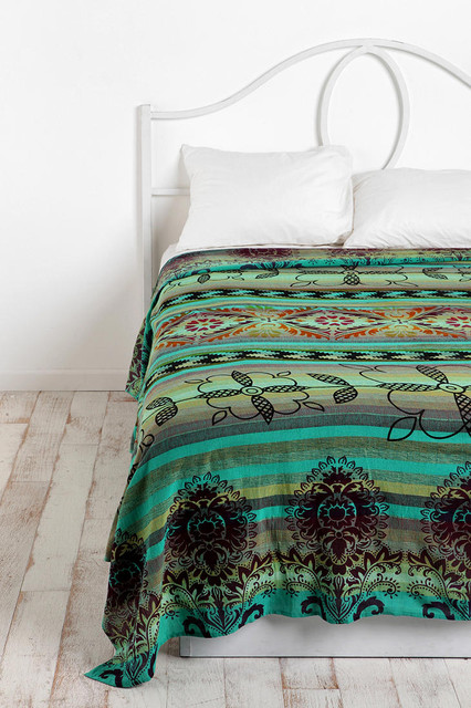 Overprinted Stripe Tapestry Modern Quilts And Quilt