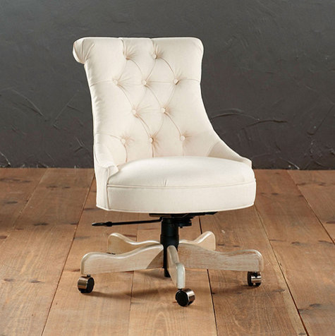 Tufted Desk Chair Products on Houzz