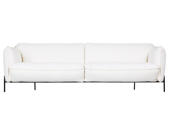 Continental sofa - Swedese Continental -