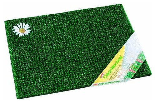 Spruce with daisy doormat contemporary doormats other metro by