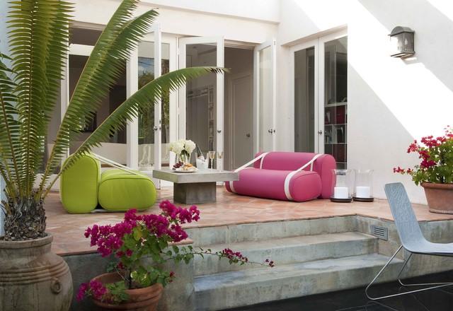 Cuscino Outdoor modern-outdoor-loveseats