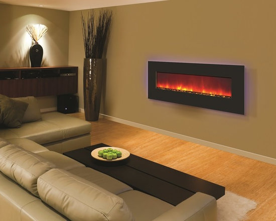 Amantii WM-BI-48-5823-BLKGLS - Jeanne Grier/Stylish Fireplaces & Interiors