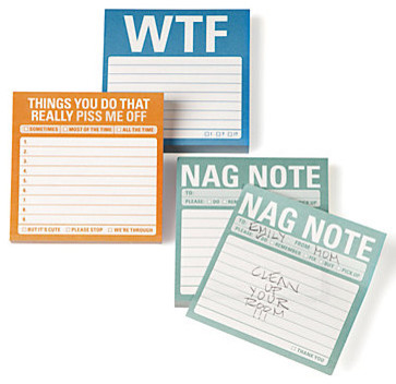 Sticky Notes modern-desk-accessories