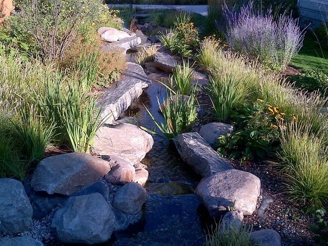 Kalamazoo Stream Design traditional-landscape