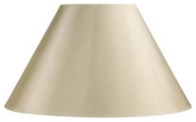 Charlotte Butter Yellow Empire Lamp Shade contemporary-lamp-shades