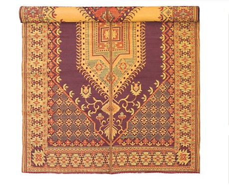 Turkish pattern reversible all weather rug traditional for All weather patio rugs