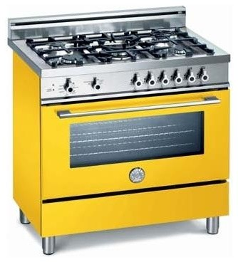 Contemporary Gas Ranges And Electric Ranges by homeeverything.com