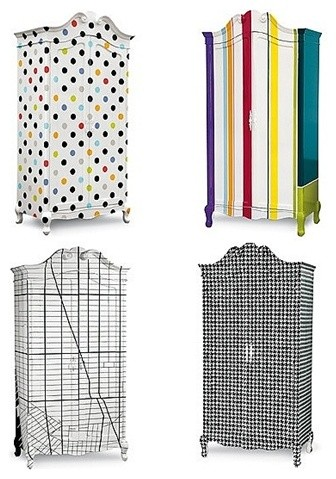 Seletti Trip Wardrobe eclectic-armoires-and-wardrobes