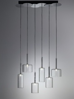 Spillray By Axo contemporary-chandeliers