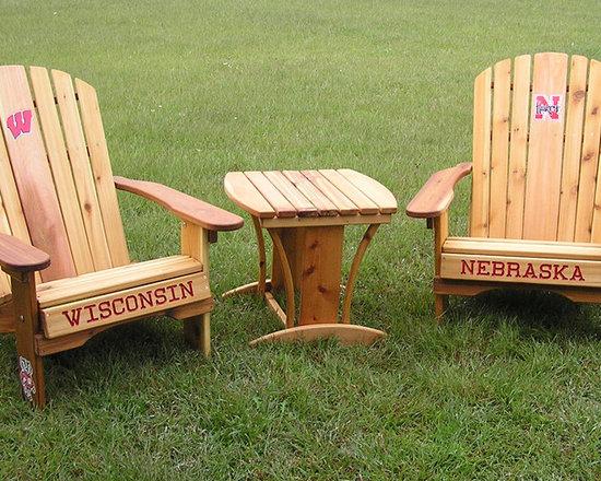 Adirondack Folding Chairs -
