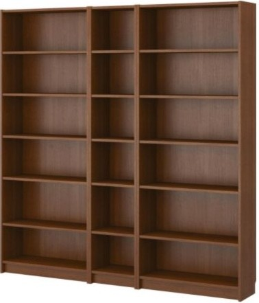 billy bookcase scandinavian bookcases by ikea. Black Bedroom Furniture Sets. Home Design Ideas