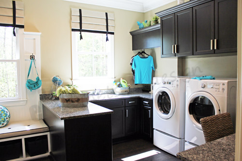 Traditional Laundry Room By Charlotte Kitchen U0026 Bath Designers E3 Cabinets  U0026 Design