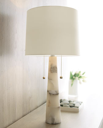Sydney Marble Lamp traditional-lamp-shades