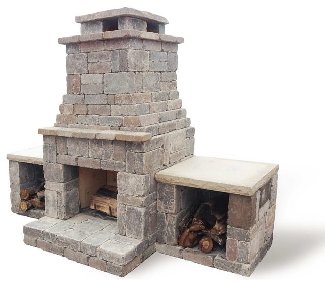 fireplace kit indoor fireplaces kansas city by