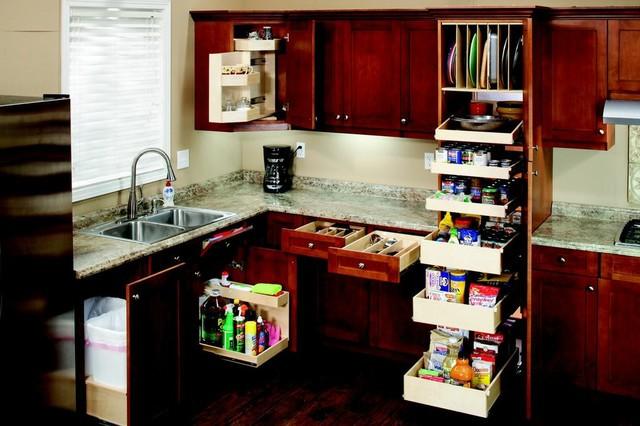 ShelfGenie Glide-Out Shelves for the Entire Kitchen kitchen-drawer-organizers