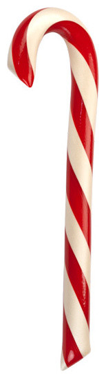Peppermint Candy Cane traditional-holiday-decorations