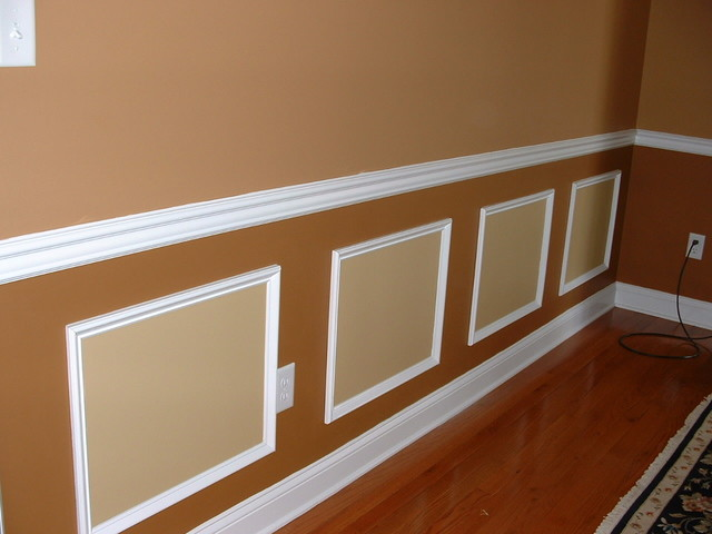 Custom Decorative Moldings traditional