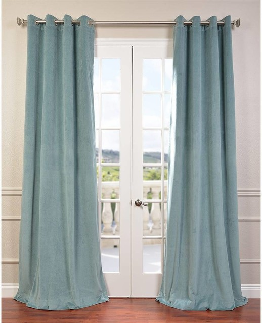 Inch blackout curtain panel victorian curtains by overstock com