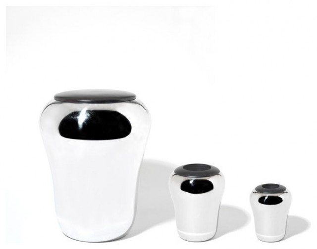 Bab stool laundry basket with lid alessi modern hampers by alessi - Modern hamper with lid ...