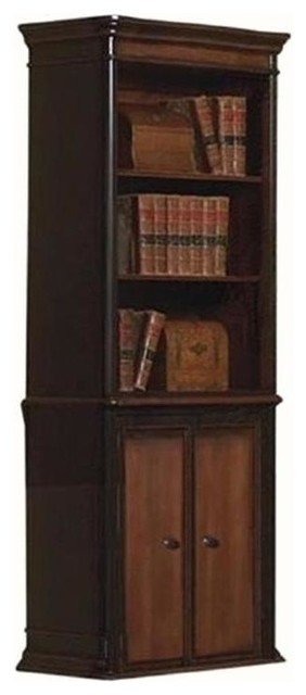 Pergola Open Bookcase contemporary-bookcases