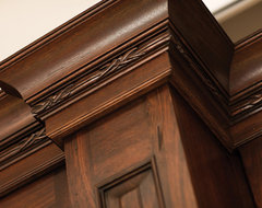 West Indies Cabinetry Detail traditional-