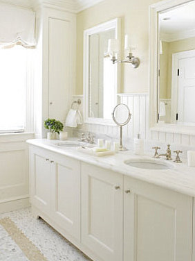 masculine bathroom traditional 