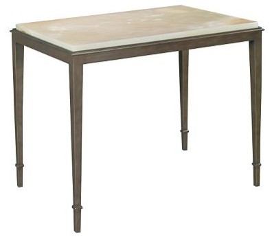 Fyn Onyx Stone Top Table contemporary-side-tables-and-end-tables