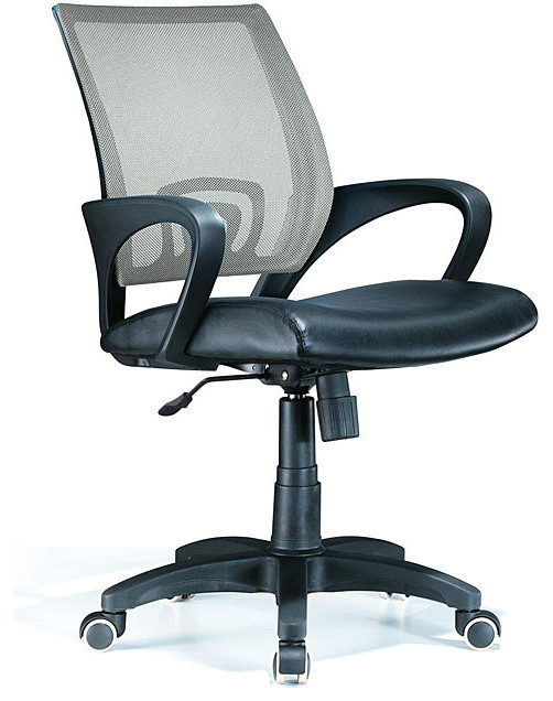 Officer Silver Office Chair contemporary-task-chairs