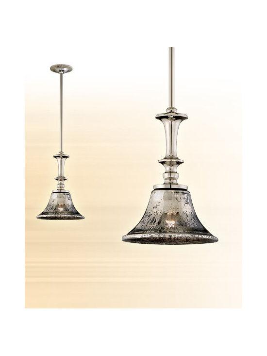 Powder Bath (Mercury Glass!) - EL301-41