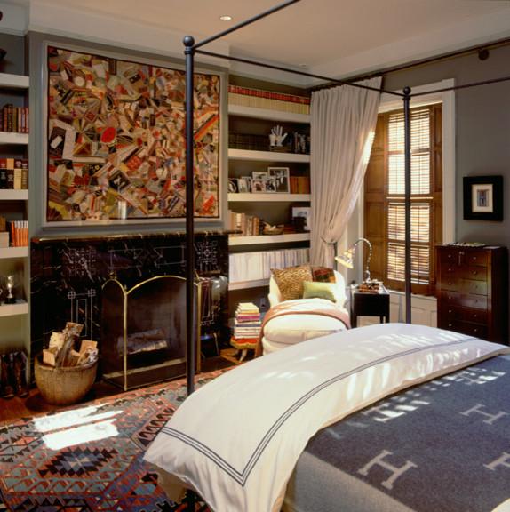 Historic Lincoln Park Residence - Master Bedroom