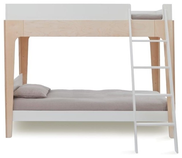 Oeuf Perch Bunk Bed Modern Bunk Beds by fawn&forest