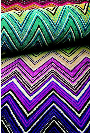 Tappeti Liuwa Contemporary Rug Missoni Home eclectic rugs