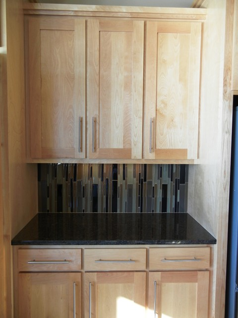 Built-in's & Mud Rooms contemporary-kitchen