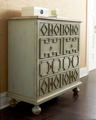 """""""Carlsbad"""" Chest traditional-accent-chests-and-cabinets"""