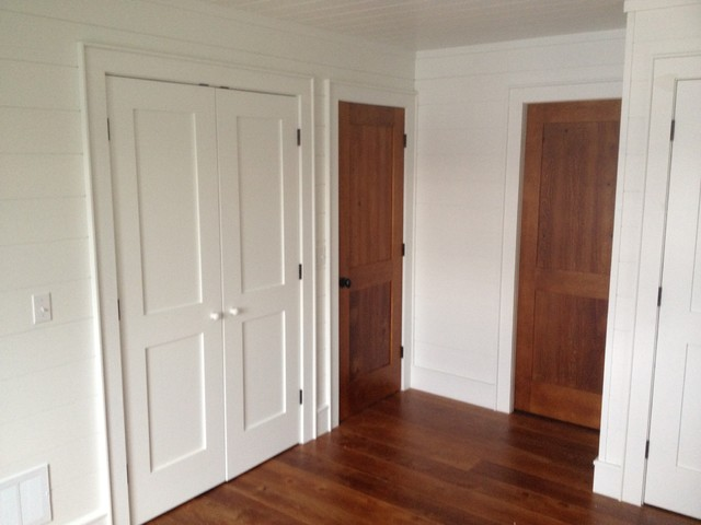 Custom Doors - Farmhouse - Interior Doors - toronto - by Muskoka Custom Carpentry ltd.