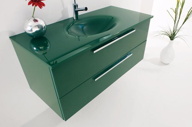 Topex Design Aqua Collection contemporary-bathroom-vanities-and-sink-consoles
