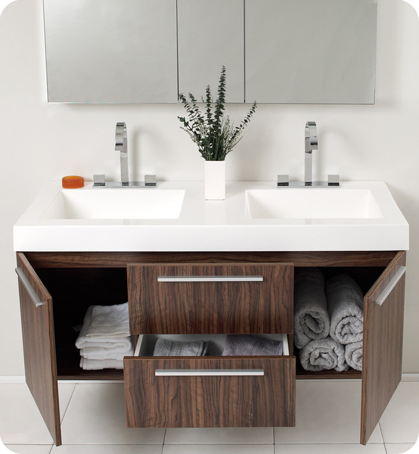 Floating Bathroom Vanities - Contemporary - new york - by Vanities for ...