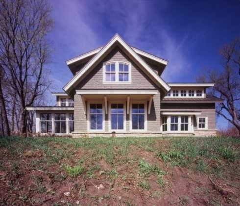 I Love This Shed Dormer Craftsman Style Home