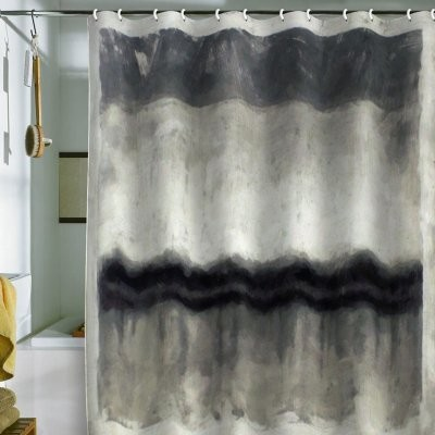 DENY Designs Conor ODonnell E Shower Curtain - modern - shower