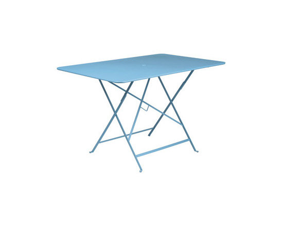 """Fermob Bistro Collection - 0240 Fermob Willow Green Bistro Table 46x30"""""""