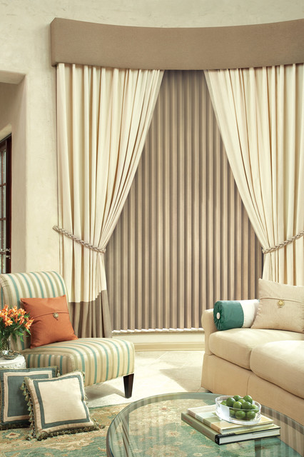 cadence soft vertical blinds with permatilt wand control