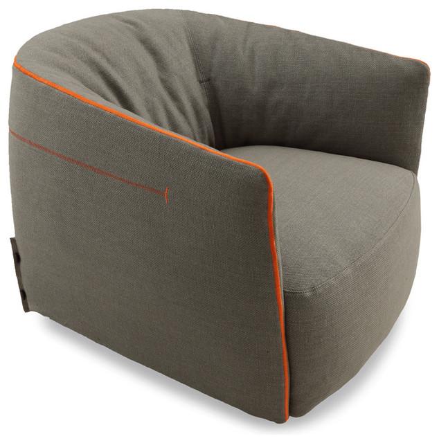 Poliform Santa Monica Armchair Modern Armchairs And