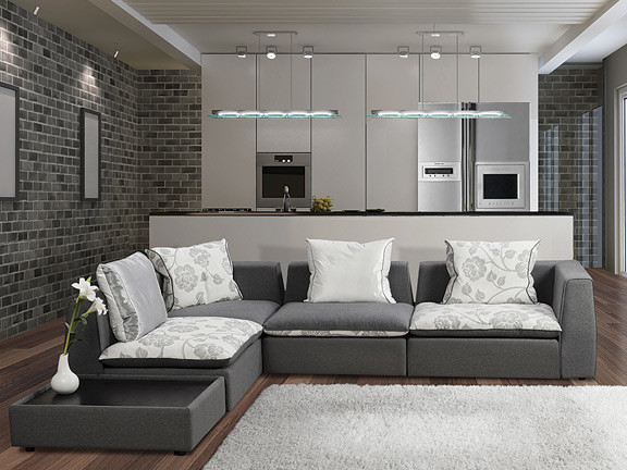 Made in canada sofas and sectionals for Acme kitchen cabinets calgary