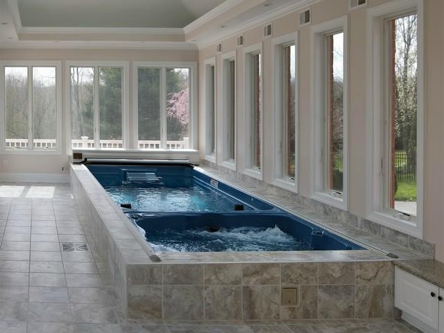 Pool Spa: Endless Pool Spa Series
