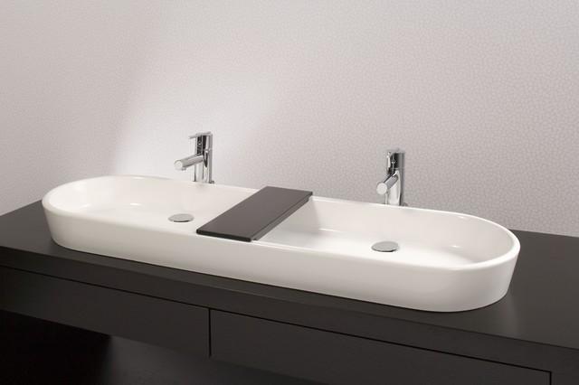 Http Houzz Com Photos 327494 Vov848 Modern Bathroom Sinks Montreal