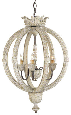 Dauphin Chandelier traditional chandeliers