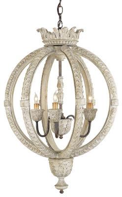 Dauphin Chandelier traditional-chandeliers