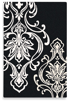 Candice Olson Modern Classics Rug by Surya, Black and White contemporary-rugs