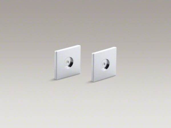 KOHLER Loure(R) slidebar trim contemporary-showers