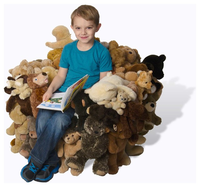 Teddy Bear Chairs Eclectic Kids Chairs Orange County